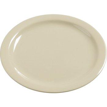 """4385006 - Dayton™ Melamine Dinner Plate 10.25"""" - Oatmeal"""