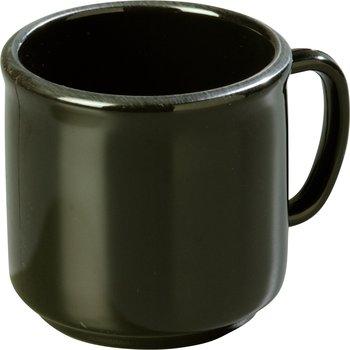 4305803 - Carlisle® Polycarbonate  Mug 10 OZ - Black
