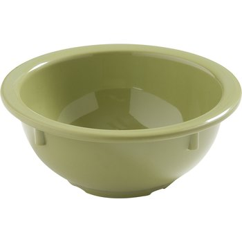 4386082 - Dayton™ Melamine Rim Nappie Bowl 14 oz - Wasabi