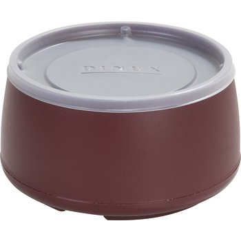 DX118561 - Classic™ Stackable Insulated Bowl 9 oz (48/cs) - Cranberry