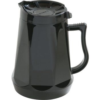 DX116003 - Cateraide™ Beverage Server Insulated w/ Lid 33.81 oz. (12/cs) - Onyx