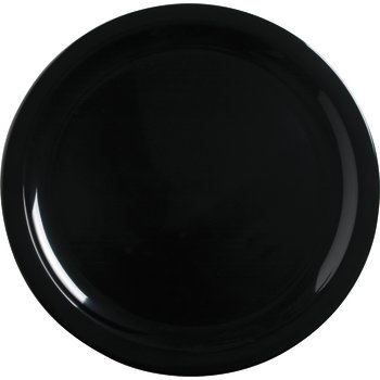 """KL11603 - Kingline™ Melamine Dinner Plate 10"""" - Black"""