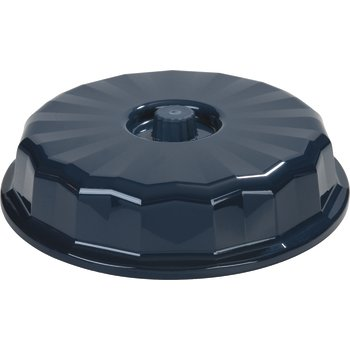 "DX9400B50 - Tropez Entree Dome, High-Temp 9-1/2""D (12/cs) - Dark Blue"