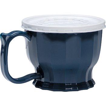 DX9000B50 - Tropez Cup, High-Temp 8oz (48/cs) - Dark Blue