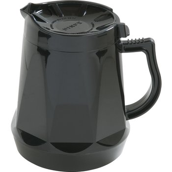 DX115003 - Cateraide™ Beverage Server Insulated w/ Lid 16.90 oz. (12/cs) - Onyx