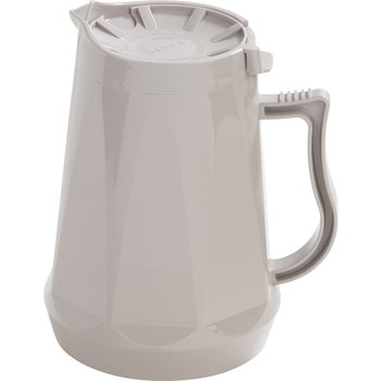 DX116031 - Cateraide™ Beverage Server Insulated w/ Lid 33.81 oz. (12/cs) - Latte