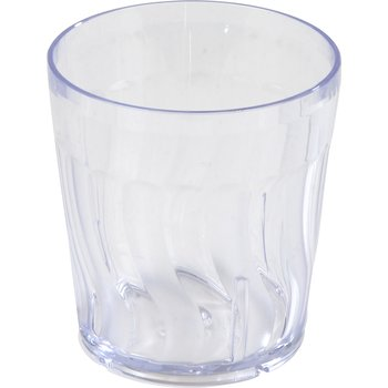 DX4GC907 - Dinex® Tumbler Swirl 9 oz (72/cs) - Clear