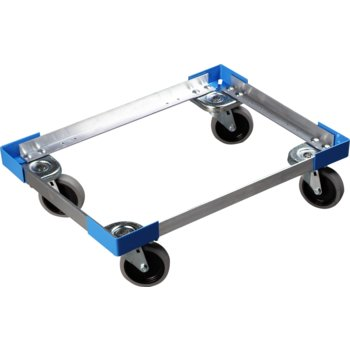 "DL30023 - Cateraide™ 23-1/4"" x 16-7/8"" Dolly - Aluminum"