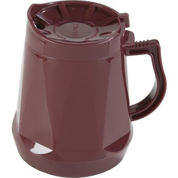 DX115061 - Cateraide™ Beverage Server Insulated w/ Lid 16.90 oz. (12/cs) - Cranberry