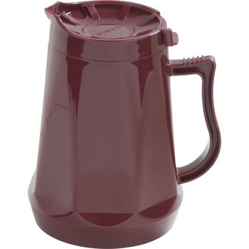 DX116061 - Cateraide™ Beverage Server Insulated w/ Lid 33.81 oz. (12/cs) - Cranberry
