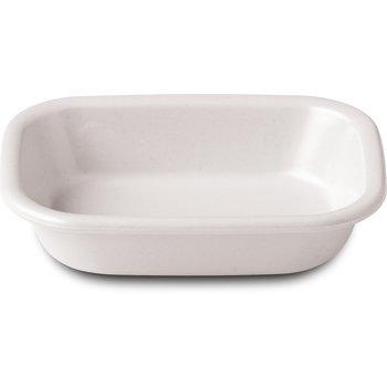 DX4T102 - Melamine Side Dish 6 oz (72/cs) - White