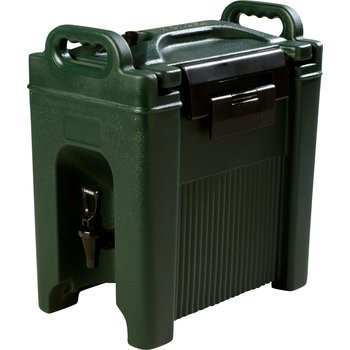 XT250008 - Cateraide™ Beverage Server 2.5 gal - Forest Green