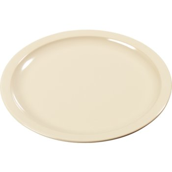 "KL20525 - Kingline™ Melamine Bread & Butter Plate 5.5"" - Tan"