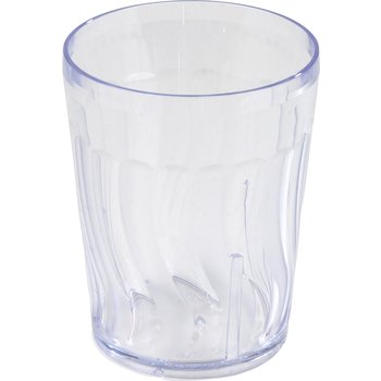 DX4GC1207 - Dinex® Tumbler Swirl 12 oz. (72/cs) - Clear