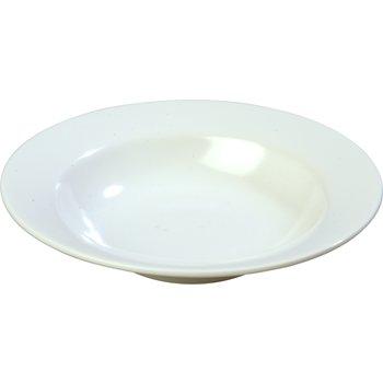 KL12302 - Kingline™ Melamine Wide Rimmed Salad bowl 8 oz - White