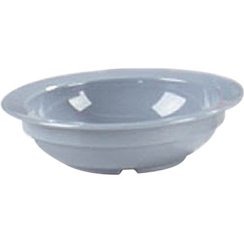 PCD31359 - Polycarbonate Rimmed Grapefruit Bowl 10 oz - Slate Blue