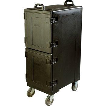 PC600N03 - Cateraide™ 2 Door End Loader 10 Pan Capacity - Black