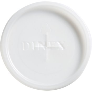 DX1193ST8714 - Classic™ Lid With Straw Slot (1000/cs) - Translucent
