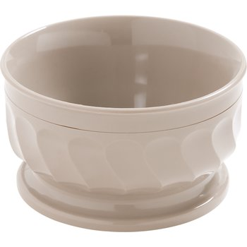 DX320031 - Turnbury® Insulated Pedestal Based Bowl 5 oz (48/cs) - Latte