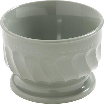 DX320084 - Turnbury® Insulated Pedestal Based Bowl 5 oz (48/cs) - Sage