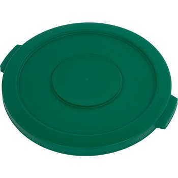 34102109 - Bronco™ Round Waste Bin Food Container Lid 20 Gallon - Green