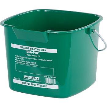 1183309 - Square Suds Pail® 8 qt - Green