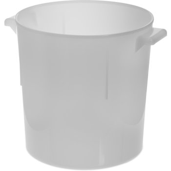060002 - Bains Marie Container 6 qt - White