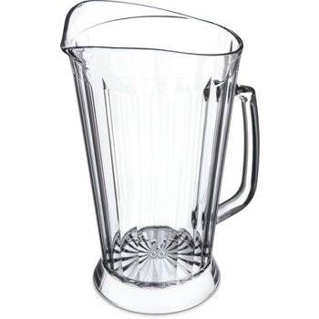 558307 - Crystalite® Pitcher 48 oz - Clear