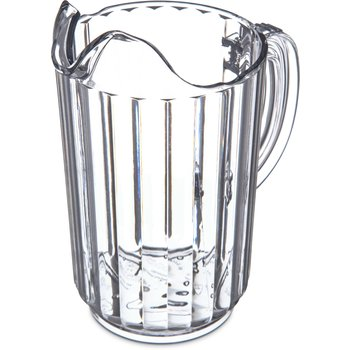 553607 - Carlisle® Pitcher 32 oz - Clear