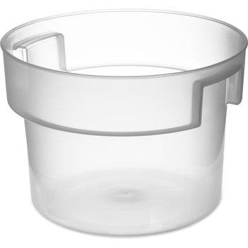 120530 - Bains Marie Food Storage Container 12 qt - Translucent