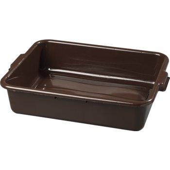 "4401001 - Comfort Curve™ Bus Box 15"" x 20"" x 5"" - Brown"