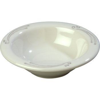 43043909 - Mosaic™ Durus® Melamine Rimmed Fruit Bowl 4.5 oz - Versailles on Bone