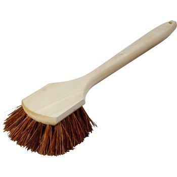 "4549300 - Sparta® Utility Scrub Brush With Stiff Palmyra Bristles 20"" x 5"""