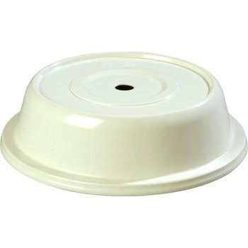 "91090202 - Polyglass Plate Cover 11-3/4"" to 12""  - Bone"
