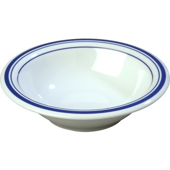 43037912 - Durus® Melamine Rimmed Bowl 12 oz - London on White