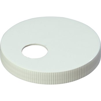 "38310110 - Cap Only 4.33"" - White"