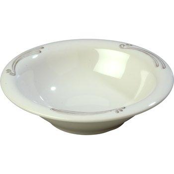 43037909 - Durus® Melamine Rimmed Bowl 12 oz - Versailles on Bone