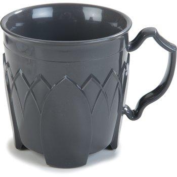 DX500044 - Insulated Mug 8 oz (48/cs) - Graphite Grey