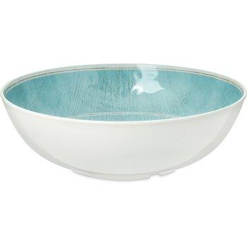 6401715 - Grove Melamine Large Bowl 5.2 Quart - Aqua
