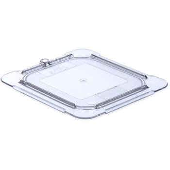 10316U07 - StorPlus™ Univ Lid - Food Pan PC Flat 1/6 Size - Clear