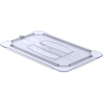 10290U07 - StorPlus™ Univ Lid - Food Pan PC Handled 1/4 Size - Clear