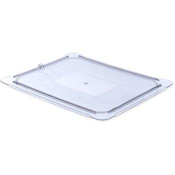 10236U07 - StorPlus™ Univ Lid - Food Pan PC Flat 1/2 Size - Clear