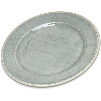 """6400718 - Grove Melamine Bread And Butter Plate 7"""" - Smoke"""
