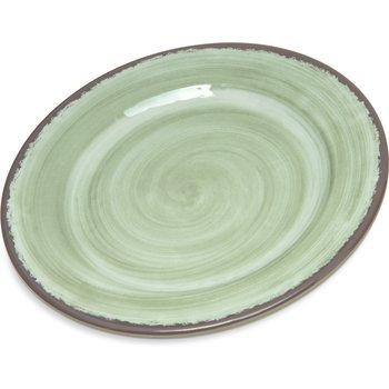 "5400746 - Mingle Melamine Bread And Butter Plate 7"" - Jade"