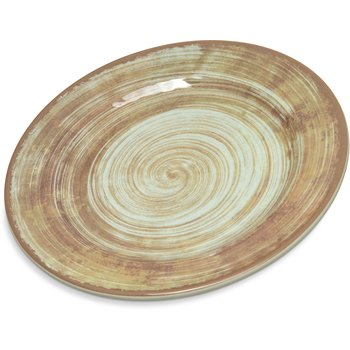 "5400717 - Mingle Melamine Bread And Butter Plate 7"" - Copper"