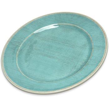 "6400715 - Grove Melamine Bread And Butter Plate 7"" - Aqua"