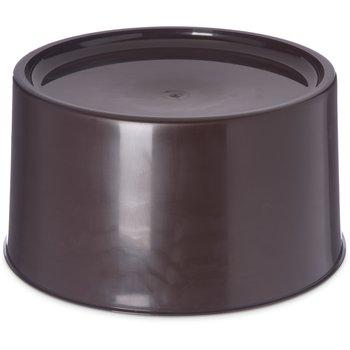 221101 - Round Dispenser - Brown