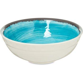 5400515 - Mingle Melamine Small Bowl 20 oz - Aqua