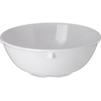 4352802 - Dallas Ware® Melamine Nappie Bowl 10 oz - White