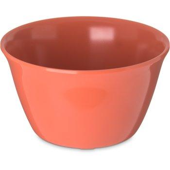 4354052 - Dallas Ware® Melamine Bouillon Cup Bowl 8 oz - Sunset Orange